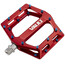 DMR Vault Pedals red